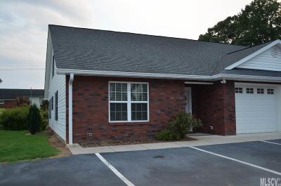 Caldwell County, Alexander County, Ashe County, Avery County, Watauga County, Burke County Condo/Townhouse For Sale: 21 Orchard Trace Ct