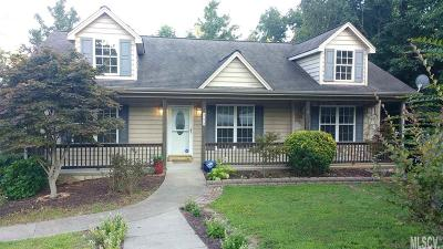 Caldwell County Single Family Home For Sale: 205 Forest Brook Pl