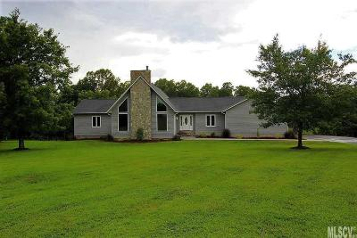 Caldwell County Single Family Home For Sale: 5534 Quail Creek Dr