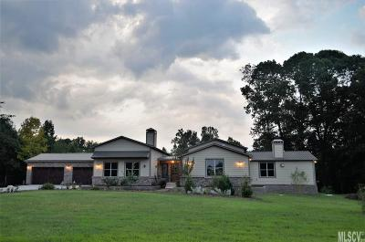 Newton Single Family Home For Sale: 1640 Old Conover Startown Rd