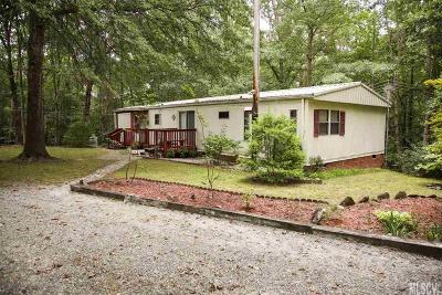 Caldwell County, Alexander County, Watauga County, Ashe County, Avery County, Burke County Single Family Home For Sale: 6420 Camp Meeting Rd
