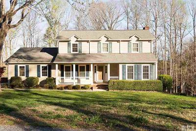 Caldwell County Single Family Home Contingent: 5394 Valley Run St