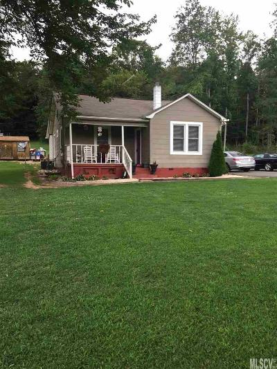 Alexander County, Caldwell County, Ashe County, Avery County, Watauga County, Burke County Single Family Home For Sale: 3630 Deerbrook Rd