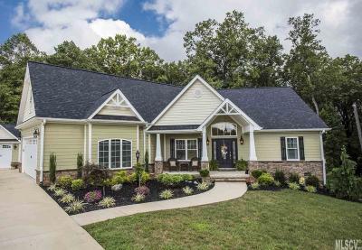 Newton Single Family Home For Sale: 1389 Redmon Ct
