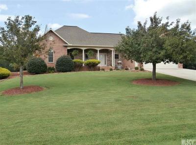Caldwell County Single Family Home For Sale: 10 Morningside Dr