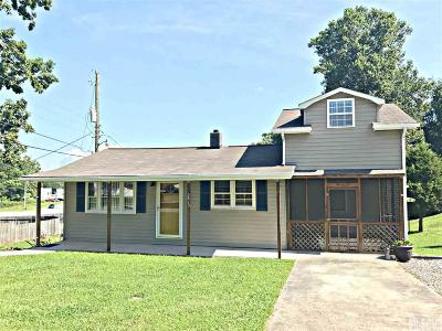 Caldwell County Single Family Home For Sale: 1413 Walt Arney Rd