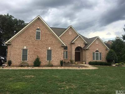 Newton Single Family Home For Sale: 1211 Bugle Ln