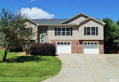 Caldwell County Single Family Home For Sale: 6 Granite Creek Dr