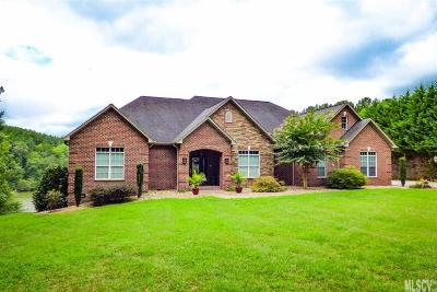 Caldwell County Single Family Home For Sale: 5369 Beacon Ridge Dr