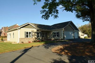 Caldwell County, Alexander County, Ashe County, Avery County, Watauga County, Burke County Condo/Townhouse For Sale: 15 Willow Oaks Ct