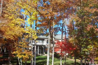 Sherrills Ford Single Family Home For Sale: 8767 Dog Leg Rd