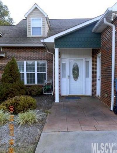 Caldwell County, Alexander County, Ashe County, Avery County, Watauga County, Burke County Condo/Townhouse For Sale: 203 Renaissance Ln