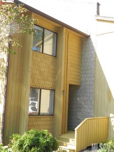 Caldwell County Condo/Townhouse For Sale: 5186 Corbin Ln #5