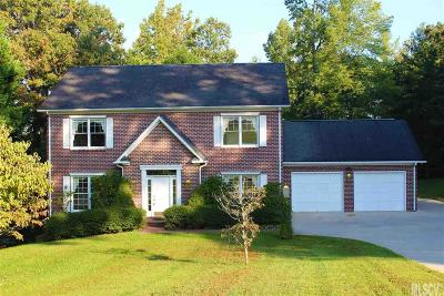 Caldwell County Single Family Home For Sale: 410 Woodridge Dr