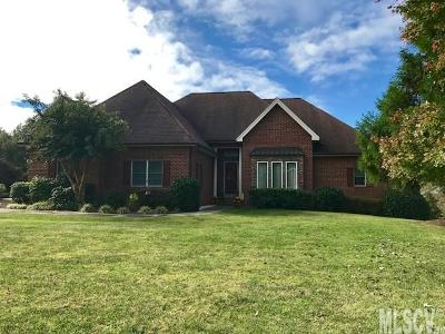 Caldwell County Single Family Home For Sale: 5717 Gunpowder Rd