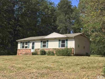 Caldwell County, Alexander County, Watauga County, Ashe County, Avery County, Burke County Single Family Home For Sale: 930 German St