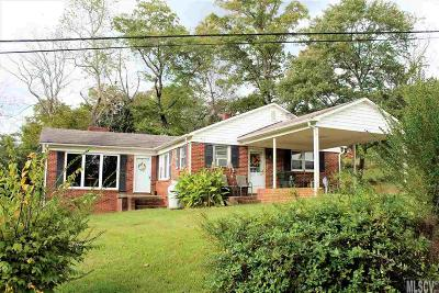 Caldwell County Single Family Home For Sale: 229 Holly St