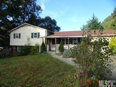 Alexander County, Caldwell County, Ashe County, Avery County, Watauga County, Burke County Single Family Home For Sale: 317 Cypress St