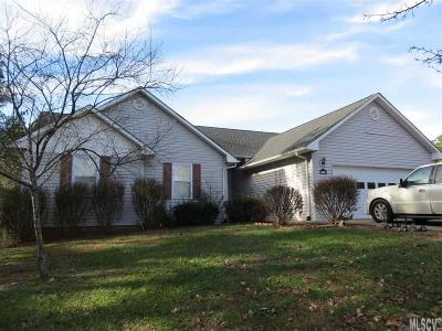 Caldwell County Single Family Home For Sale: 5669 Silverbell Ln