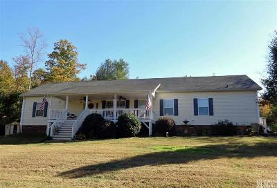 Alexander County, Caldwell County, Ashe County, Avery County, Watauga County, Burke County Single Family Home For Sale: 3053 Dalton Dr
