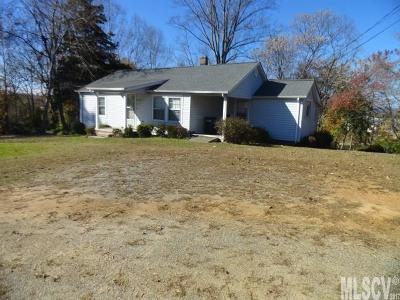 Caldwell County, Alexander County, Watauga County, Ashe County, Avery County, Burke County Single Family Home New Listing: 102 Countryside Dr