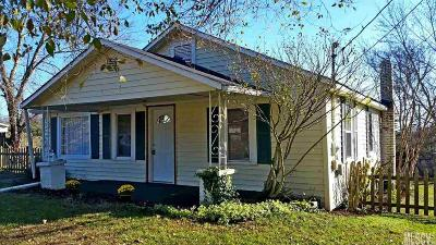Caldwell County Single Family Home For Sale: 416 Sunset St