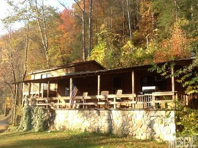 Caldwell County Single Family Home For Sale: 7765 Brown Mountain Beach Rd