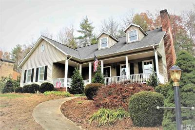 Caldwell County Single Family Home For Sale: 1012 Wellington Ct