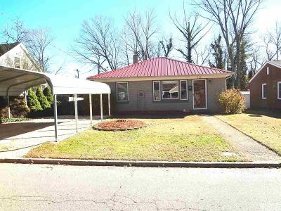 Caldwell County Single Family Home For Sale: 711 Pennton Ave