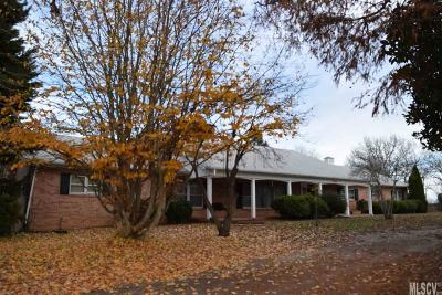 Caldwell County Single Family Home For Sale: 3511, 3540 Cold Spring Ln