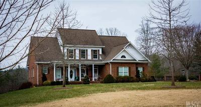 Lenoir Single Family Home For Sale: 2536 Brittany Dr