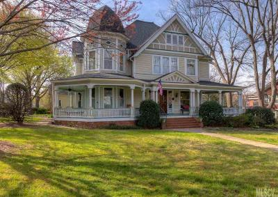 Hickory Single Family Home New Listing: 118 3rd Ave NE