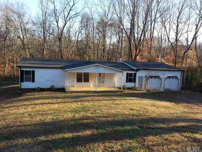 Alexander County, Caldwell County, Ashe County, Avery County, Watauga County, Burke County Single Family Home New Listing: 1440 Rocky Face Church Rd