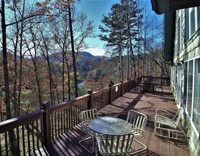 Single Family Home For Sale: 203 Fontana Lakeside Drive