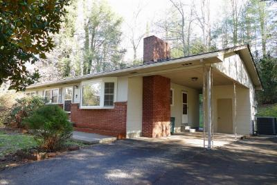 Franklin NC Single Family Home SOLD: $119,000