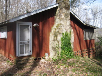 Cullowhee Single Family Home For Sale: 6434 Cullowhee Mountain Road