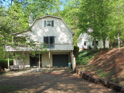 Otto Single Family Home For Sale: 1898 East Hickory Knoll Rd.
