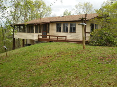 Macon County Single Family Home For Sale: 162 Bennett Ridge Rd.