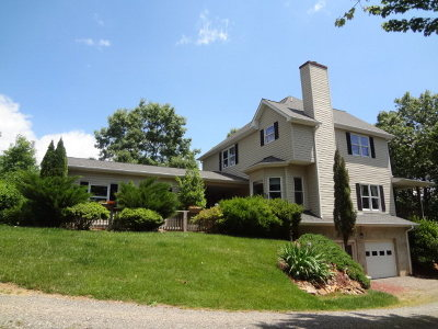 Single Family Home Sold: 924 Daves Creek Road