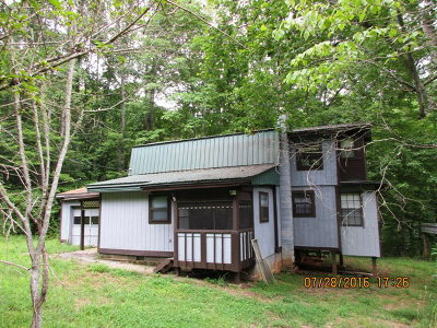 Franklin Single Family Home For Sale: 1605 Coon Creek Rd