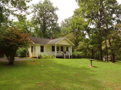 Single Family Home Sold: 1909 Middle Creek Road