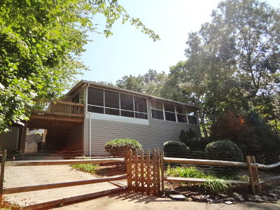 Single Family Home Sold: 240 Camelot Estates Road