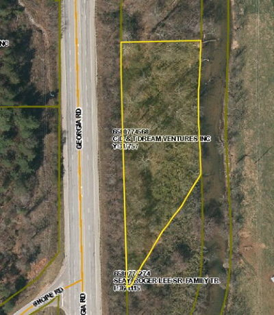 Residential Lots & Land For Sale: 00 Georgia Road