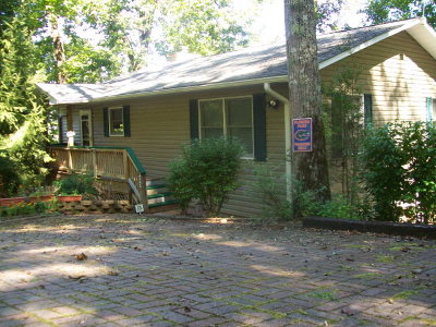 Single Family Home For Sale: 673 Cannon Trlr
