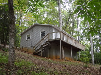 Single Family Home Sold: 195 Trimont Mountain Trail