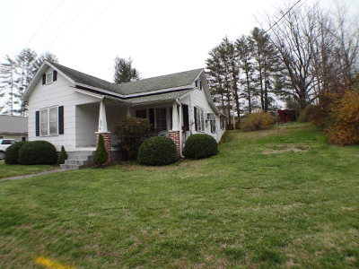 Macon County Single Family Home For Sale: 661 West Palmer St