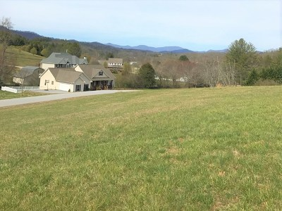 Brookstone Vistas Residential Lots & Land For Sale: Lot 6 Brookstone Vistas Lane