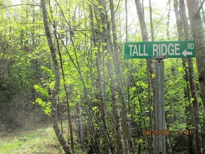 Otto Residential Lots & Land For Sale: 25 & 27 Tall Ridge Rd