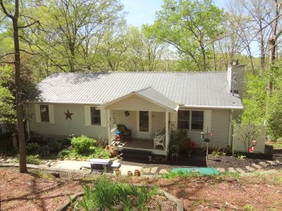 Single Family Home Sold: 530 Holly Terrace Road