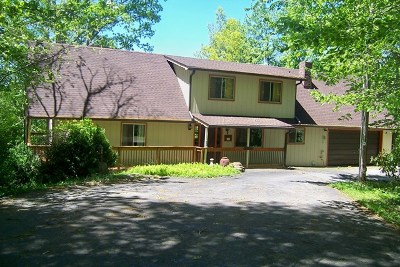Franklin Single Family Home For Sale: 510 High Ridge Rd